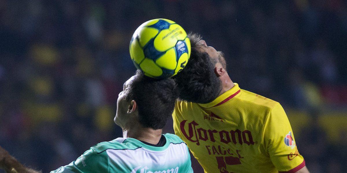 Morelia consigue valioso empate ente Santos