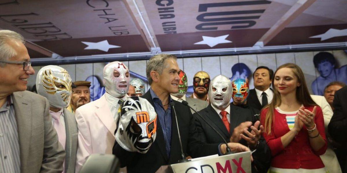 Mancera pide participar en renegociación del TLCAN