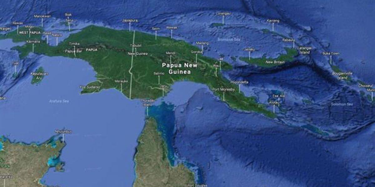 Levantan alerta de tsunami en Papúa e Islas Salomón tras sismo de 7.9