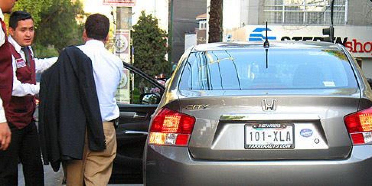 Los derechos que tienes al usar un valet parking en la CDMX