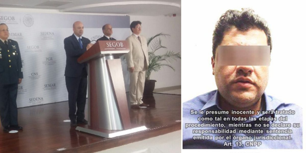 Detienen en Culiacán al hijo de El Azul