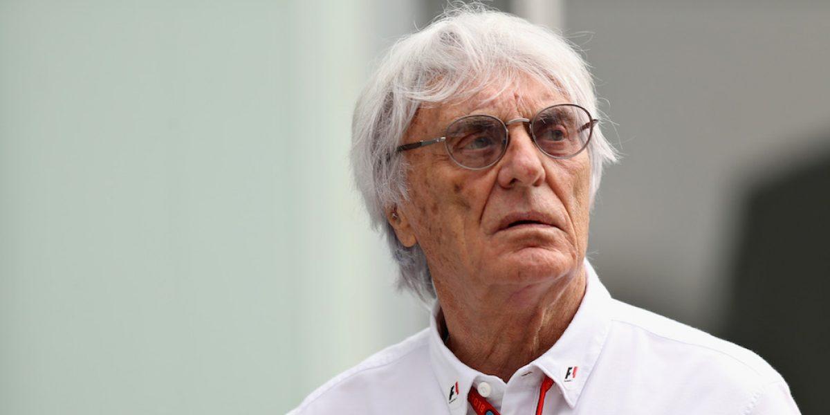 Bernie Ecclestone deja de ser presidente de Fórmula Uno