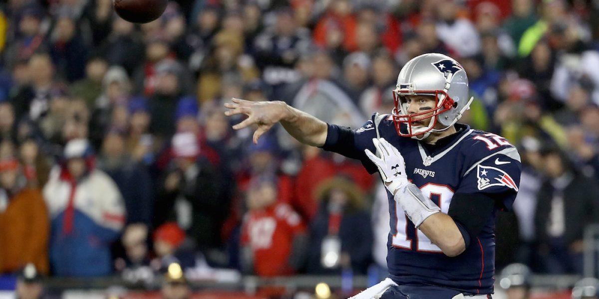 Tom Brady y los Patriotas vuelven al Súper Bowl donde enfrentarán a Falcons