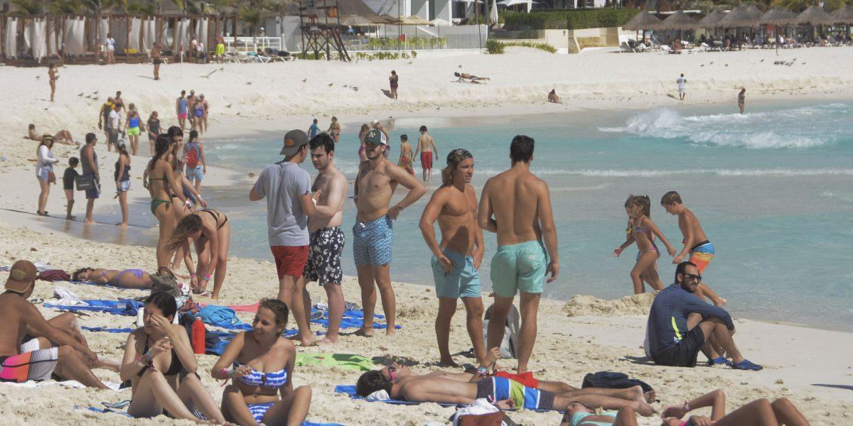 Turismo de Quintana Roo mantendrá crecimiento anual de 5%