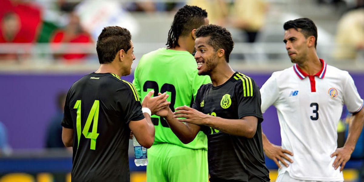 Giovani dos Santos desea que Chicharito juegue en la MLS