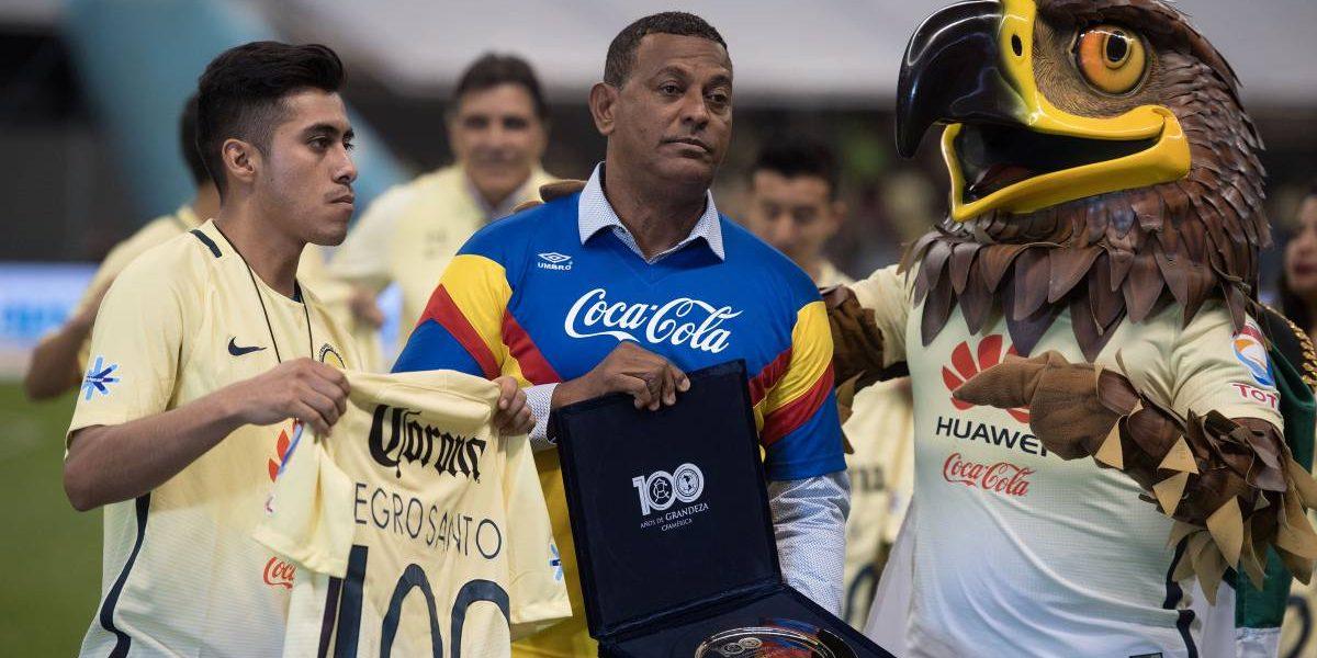 """VIDEO: """"América es un equipo grande, manejado por gente chica"""": Santos"""