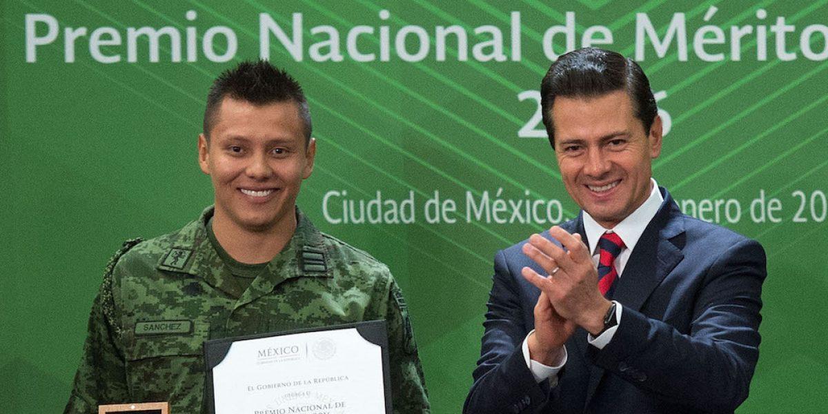 Germán Sánchez espera volver para el Mundial