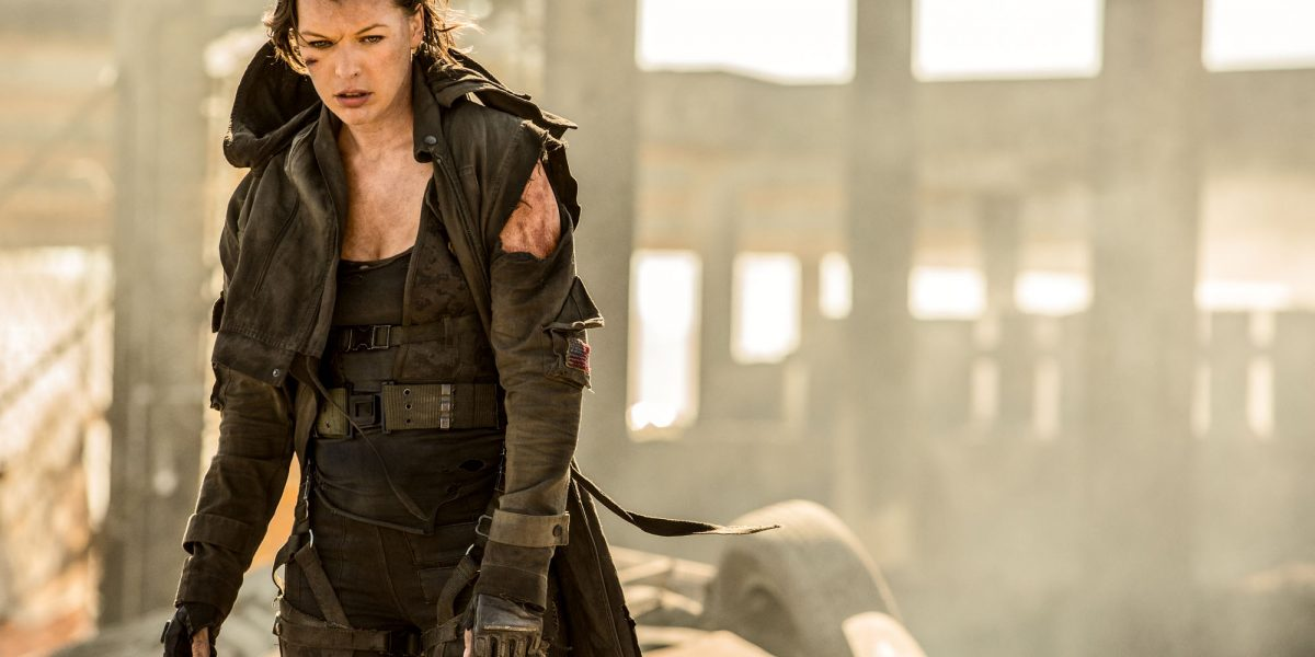 Milla Jovovich se despide de los zombis en Resident Evil: The Final Chapter