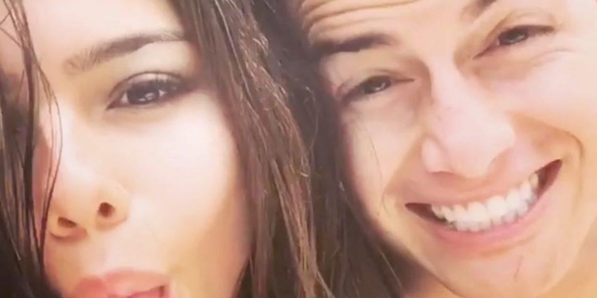 Critican a la hermana de James Rodríguez por su extrema delgadez