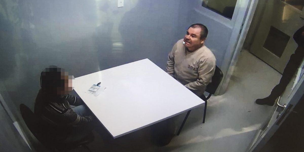 El Chapo está recluido en prisión considerada más severa que Guantánamo