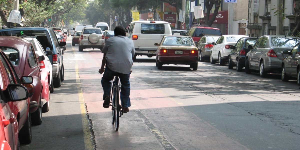 Analizan más ciclovías para hacer frente al gasolinazo