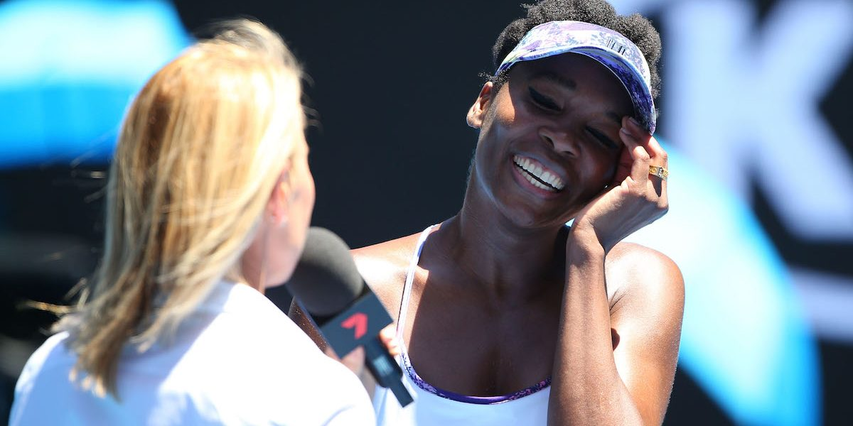VIDEO: ESPN despide a comentarista por comparar a Venus Williams con un