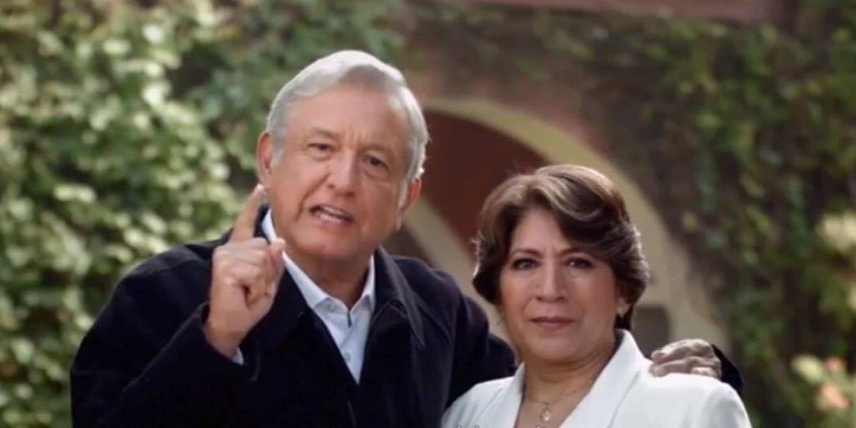 AMLO presenta en Facebook a su pre candidata al Estado de México