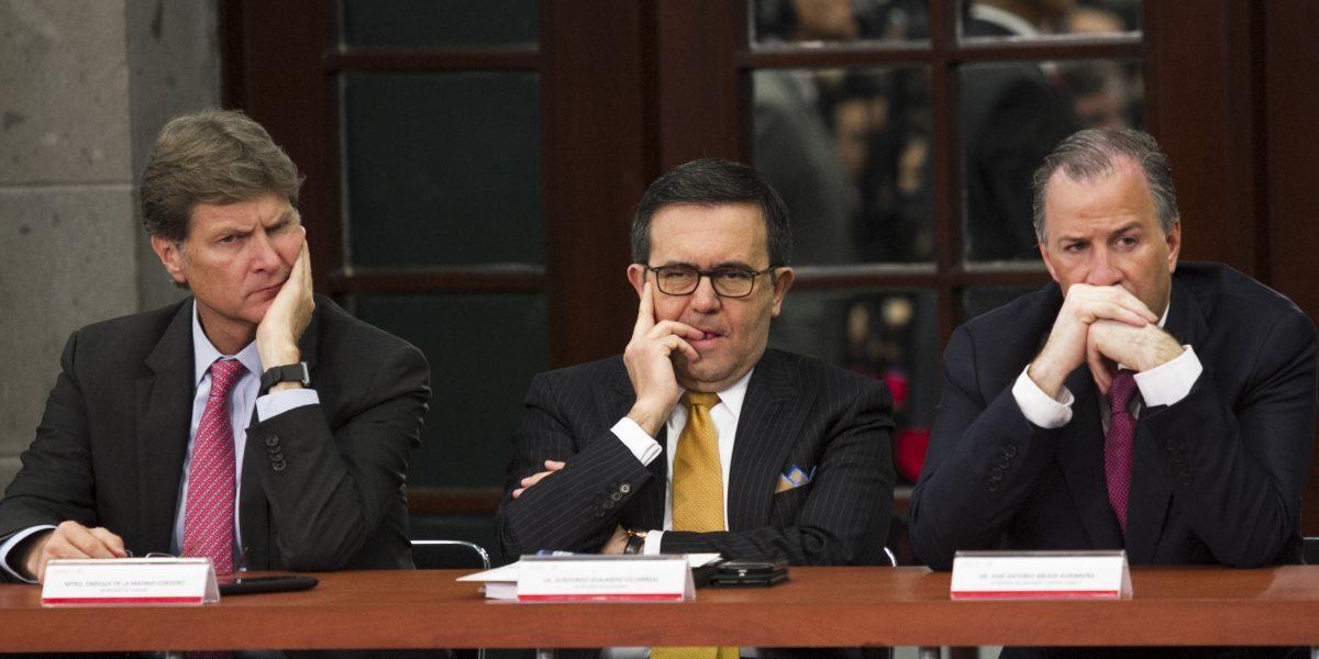 México podría salir del TLCAN si no hay beneficios: Guajardo