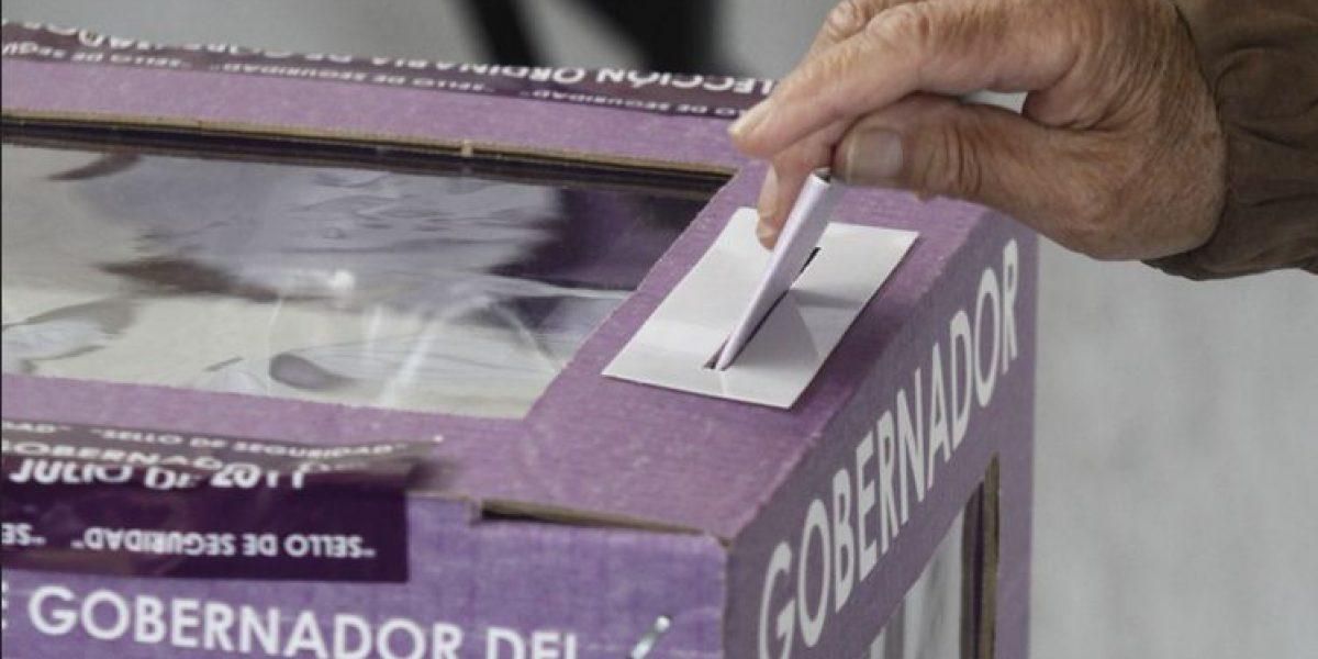 Dos coaliciones, Morena y PAN se pelearán la elección del Estado de México