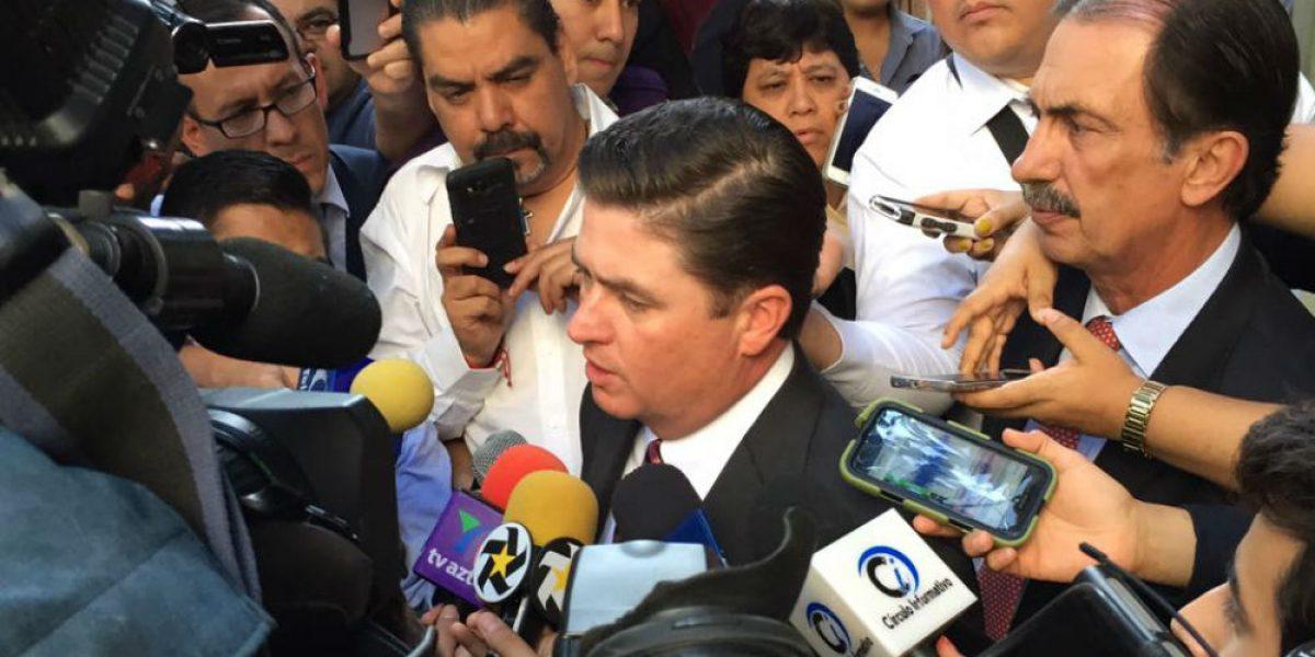 Mi patrimonio está perfectamente declarado: Rodrigo Medina