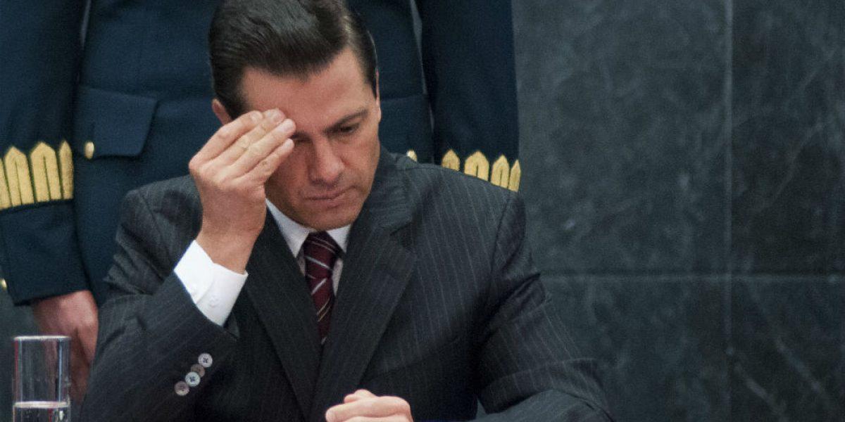 Peña Nieto cancela participación en la CELAC