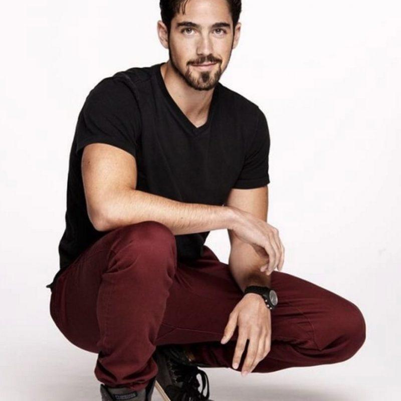 Jorge Arturo León Sánchez. Imagen Por: Vía instagram.com/rocio_sazuara/
