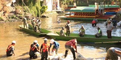 Canal Xochimilco. Imagen Por: Foto: Delegación Xochimilco