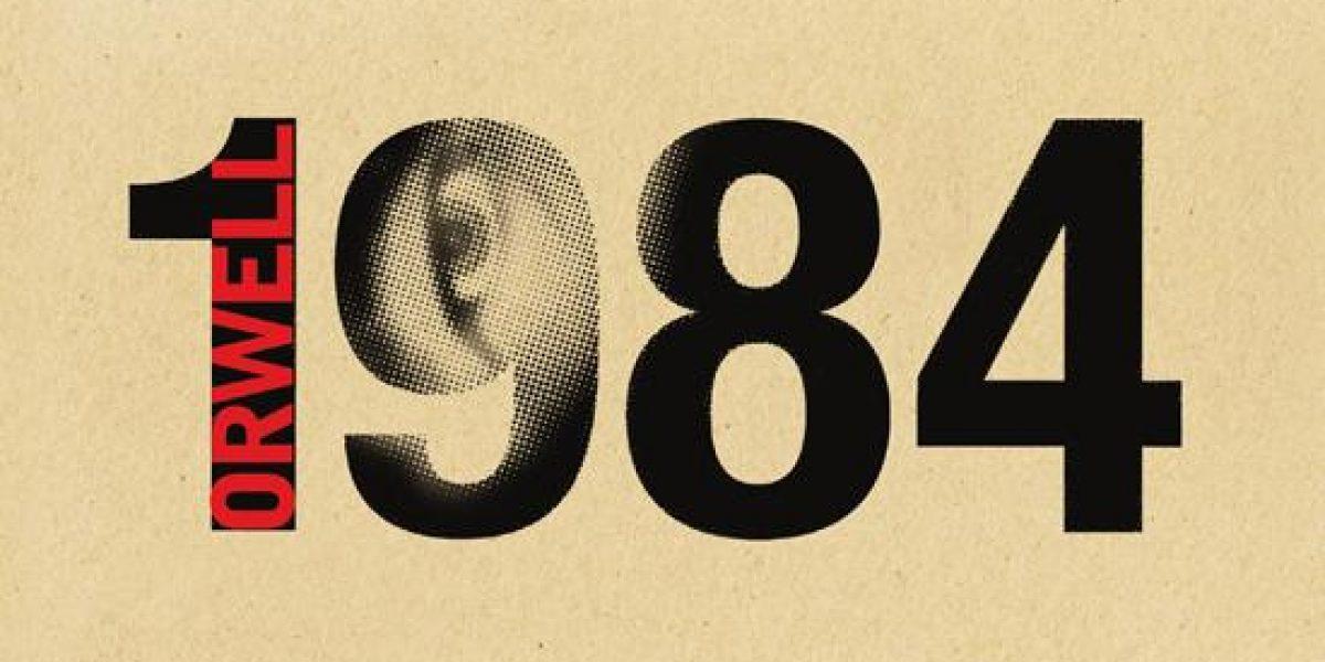 """¿Coincidencia? aumentan ventas del libro """"1984"""