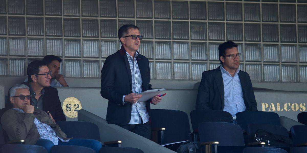 Juan Carlos Osorio destaca el trabajo realizado en categorías inferiores en México