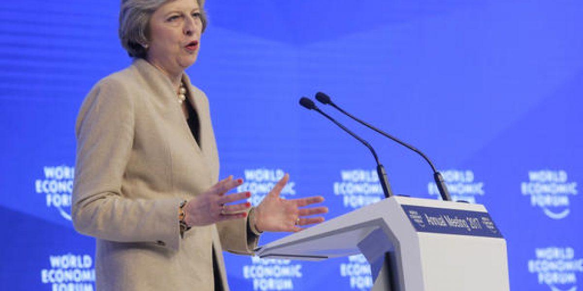 Theresa May, primera jefa de Gobierno que visitará la Casa Blanca