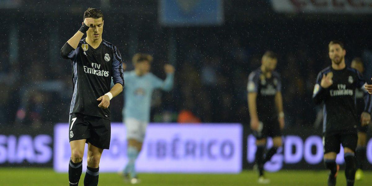 Real Madrid se queda sin el triplete