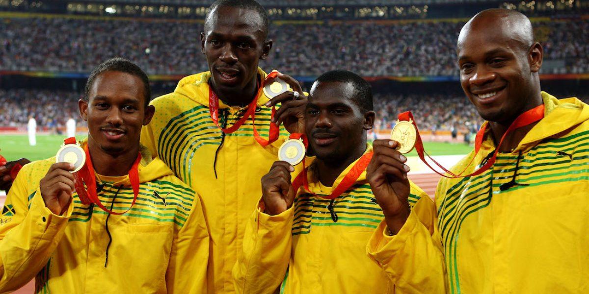 Usain Bolt es despojado de un Oro Olímpico por un caso de dopaje