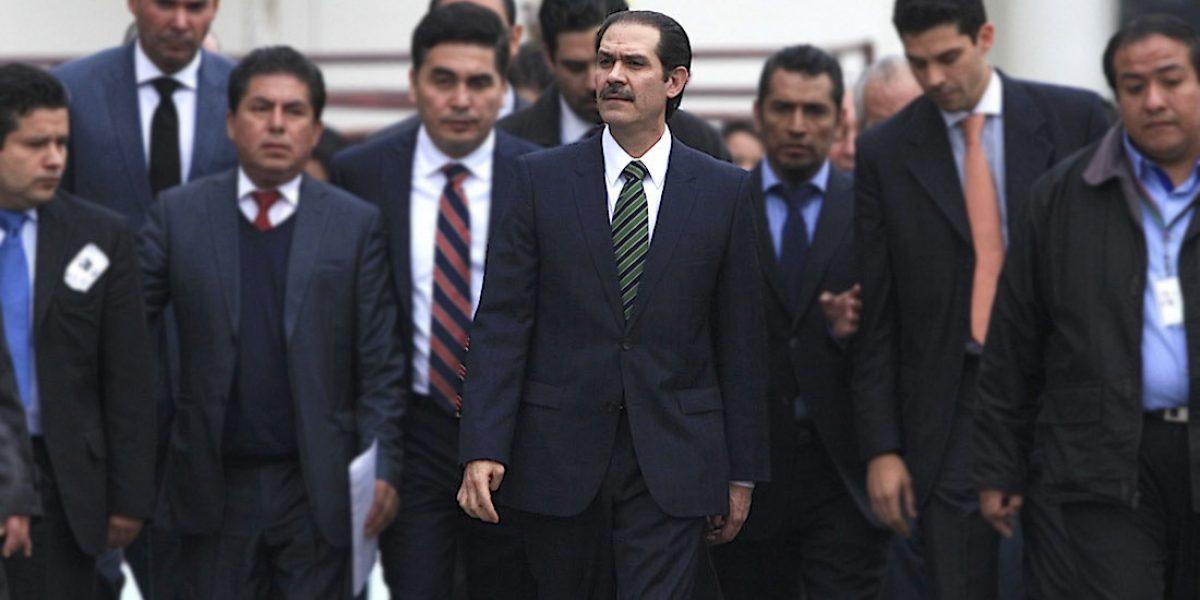 Trasladan de penal a hijo de Guillermo Padrés