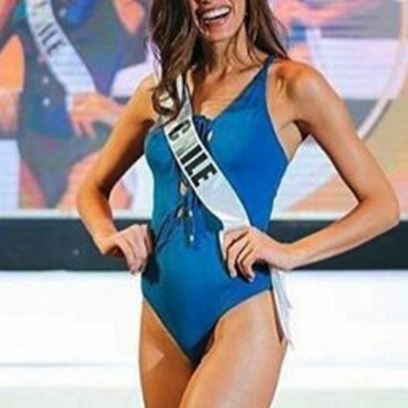 Miss Universo 2016. Imagen Por: Vía instagram.com/catitacaceresr