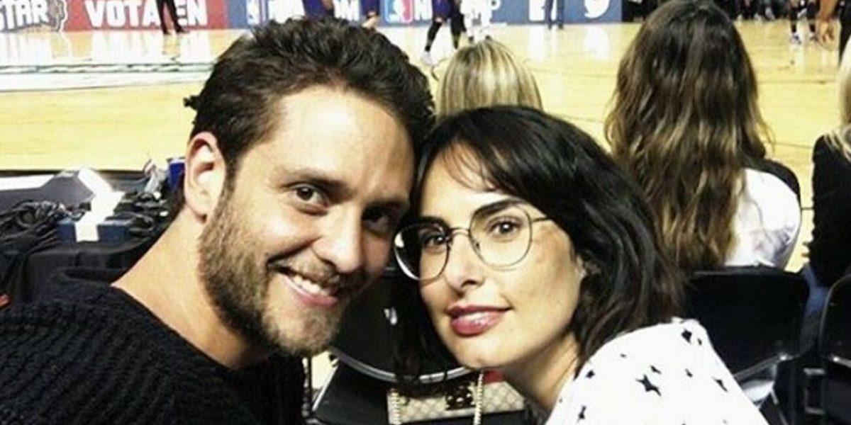 Ana Serradilla presume su noviazgo con Christopher Uckermann