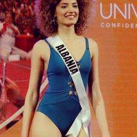 Miss Universo 2016. Imagen Por: Vía instagram.com/lindita_idrizi/
