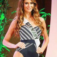 Miss Universo 2016. Imagen Por: Vía instagram.com/johannaacs/