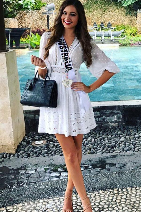 Miss Universo 2016. Imagen Por: Vía .instagram.com/caris_tiivel