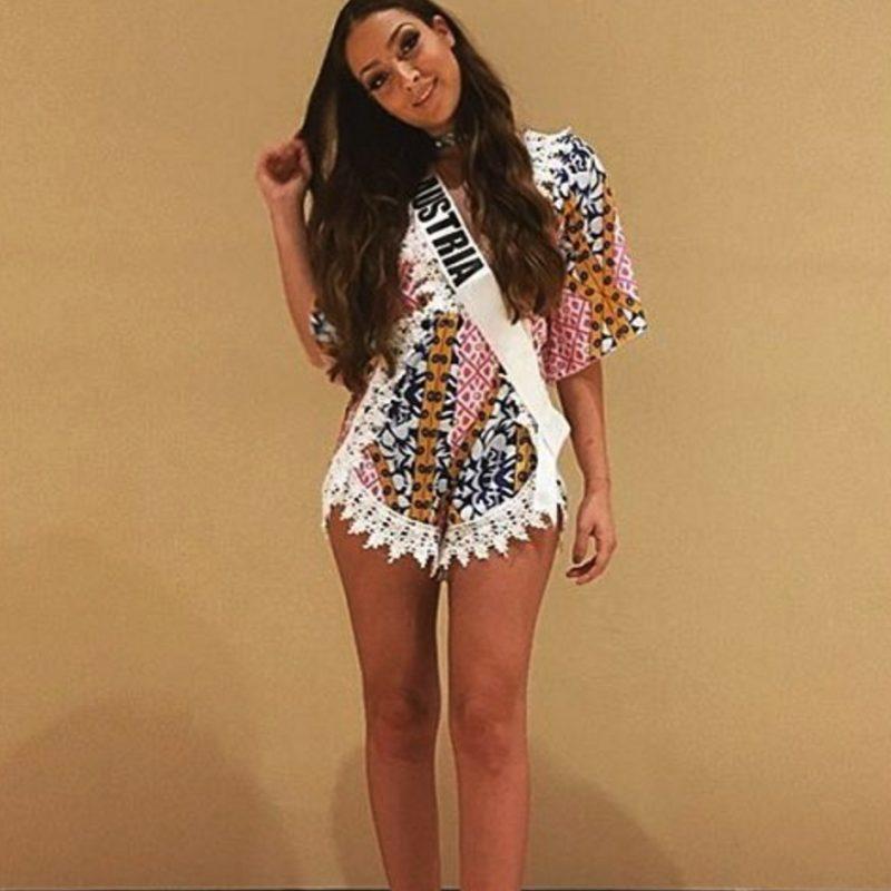 Miss Universo 2016. Imagen Por: Vía imgrum.net/user/____dzinic