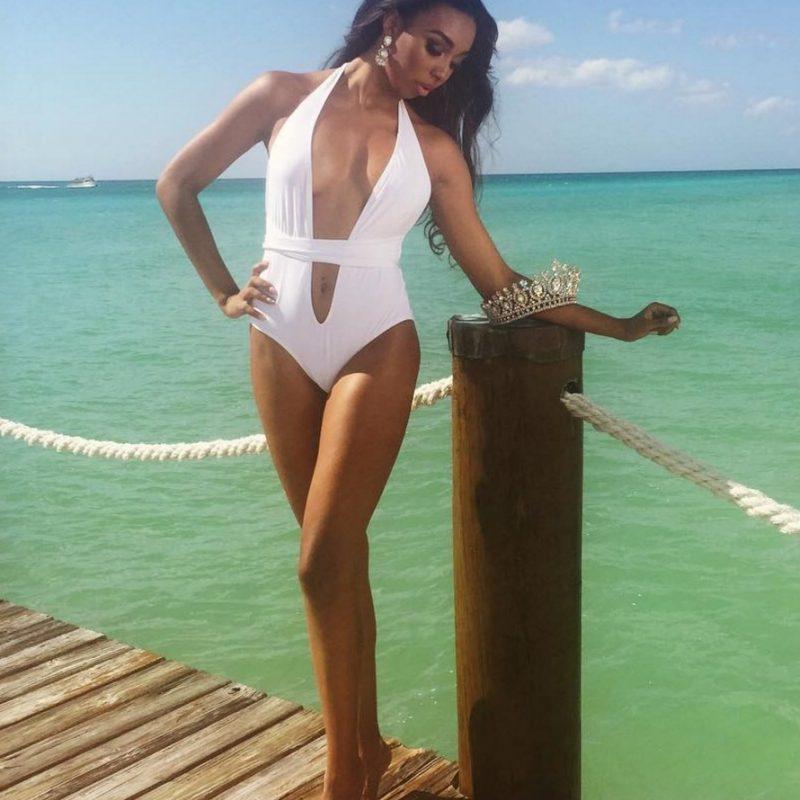 Miss Universo 2016. Imagen Por: Vía instagram.com/missuniverseba/