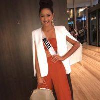 Miss Universo 2016. Imagen Por: Vía facebook.com/missbelizepageant/