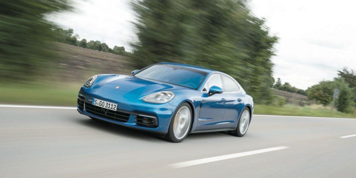 Acelérate con el nuevo Porsche Panamera