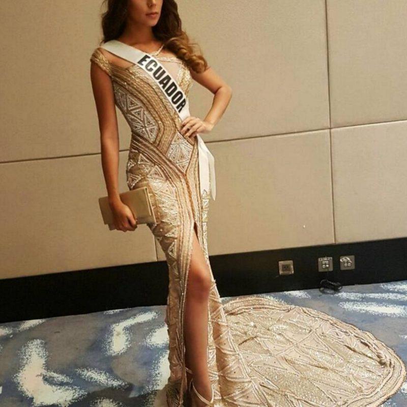 Miss Universo 2016. Imagen Por: Vía instagram.com/connie_maily