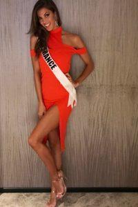 Miss Universo. Imagen Por: Vía instagram.com/irismittenaeremf/