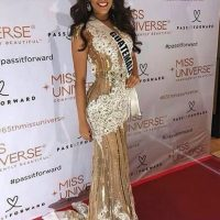 Miss Universo 2016. Imagen Por: Vía instagram.com/missguatemalaf/