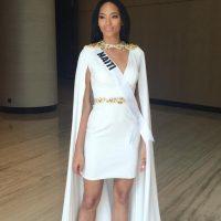 Miss Universo 2016. Imagen Por: Vía instagram.com/raquelpelissier/