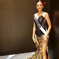 Miss Universo 2016. Imagen Por: Vía instagram.com/keziawarouw/