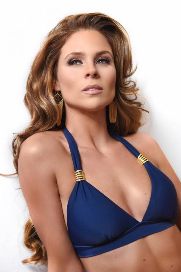 Miss Universo 2016. Imagen Por: Vía facebook.com/MissUniverseIceland/