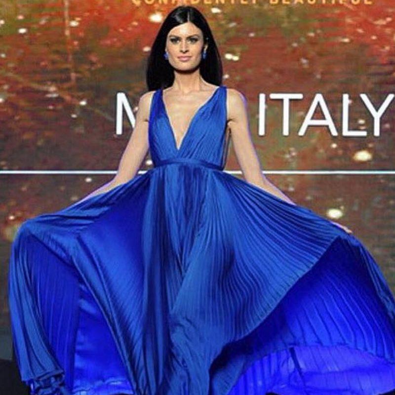 Miss Universo 2016. Imagen Por: Vía facebook.com/sophia.sergio