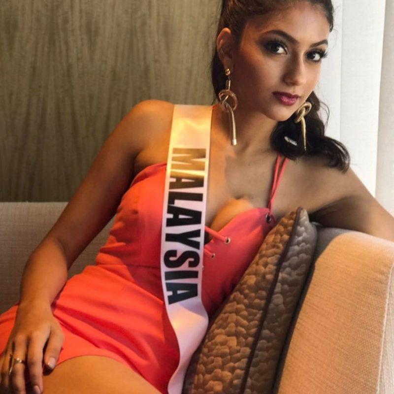 Miss Universo 2016. Imagen Por: Vía instagram.com/kiran_jassal