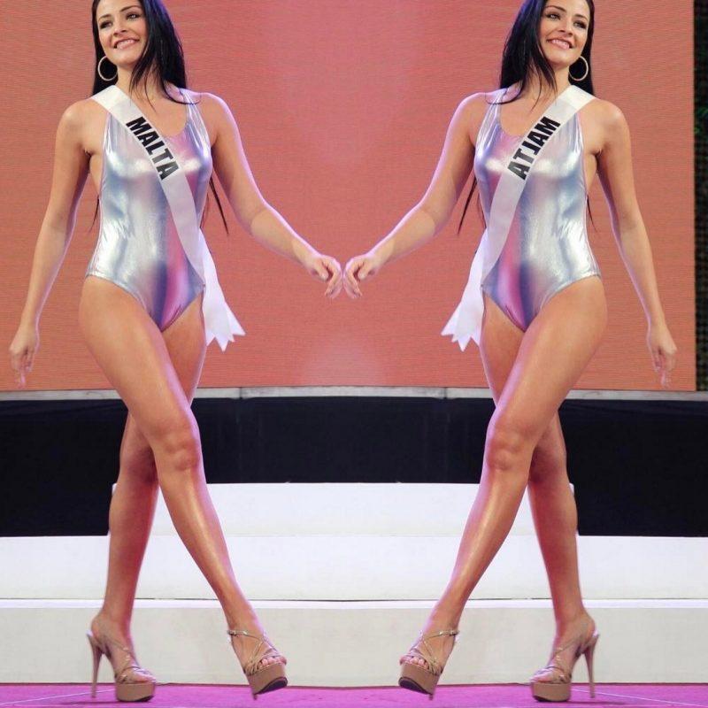 Miss Universo 2016. Imagen Por: Vía instagram.com/marthafenech/