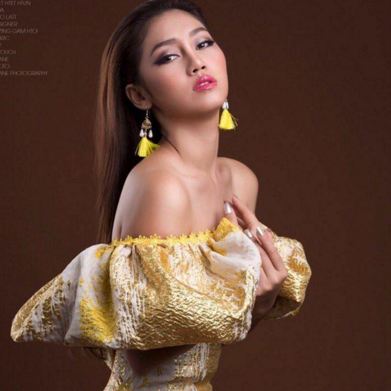 Miss Universo 2016. Imagen Por: Vía .facebook.com/htethtethtun92/