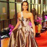 Miss Universo 2016. Imagen Por: Vía instagram.com/valepiazzav/