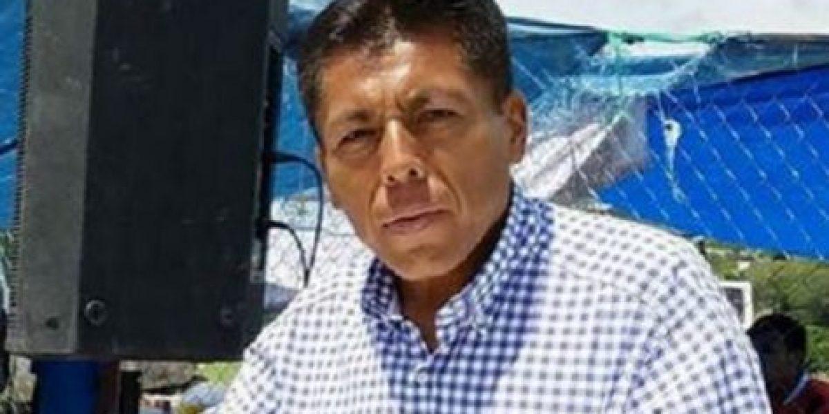 Asesinan a balazos al alcalde de Tepexco, Puebla
